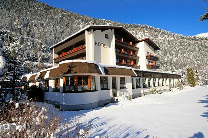 Hotel Kajetansbrücke In Pfunds Winterurlaub Und Sommerurlaub In